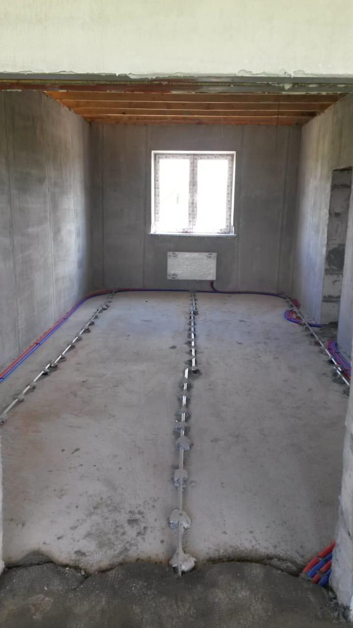 Отопление, водоснабжение и канализация. дом на 250 м2