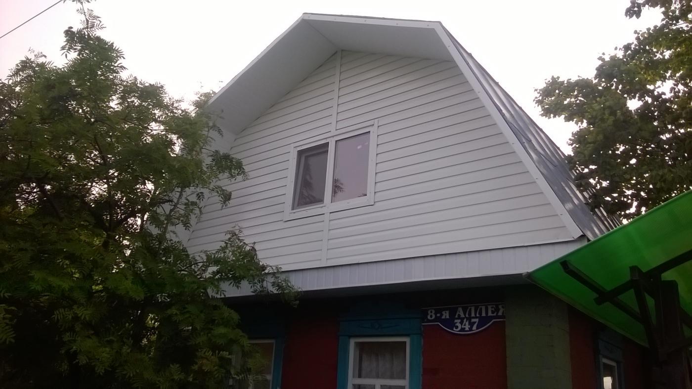 Столярные и плотницкие работы. отделка мансарды на даче