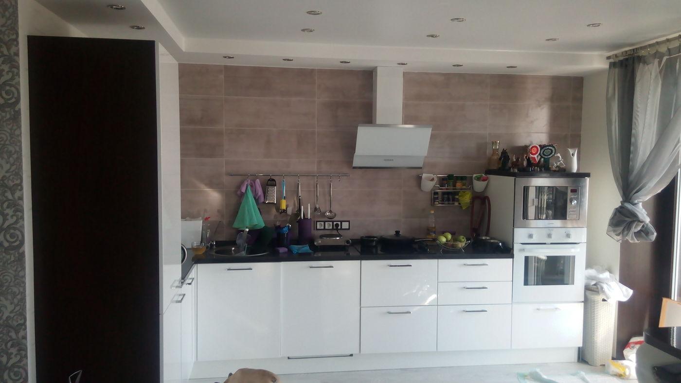Ремонт кухни. кухня