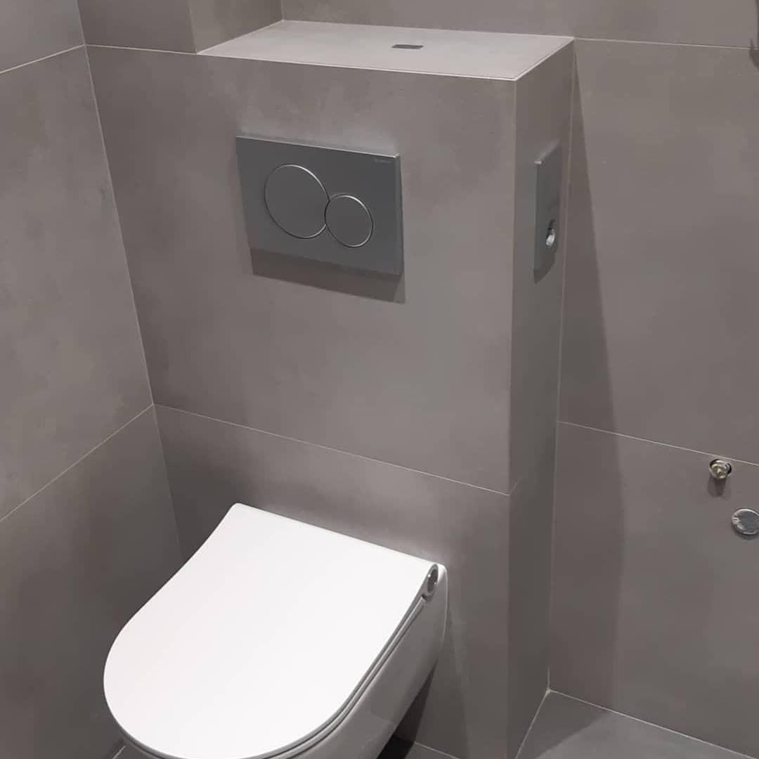 Отделка ванных комнат. Ремонт санузла