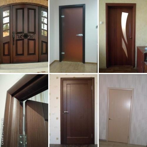 Установка межкомнатных, входных дверей. Установка дверей