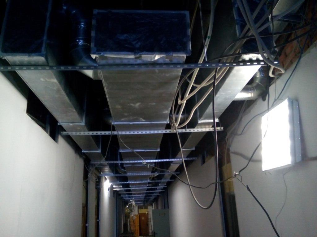 Вентиляция и кондиционирование. монтаж, диагностика,ремонт систем вентиляции