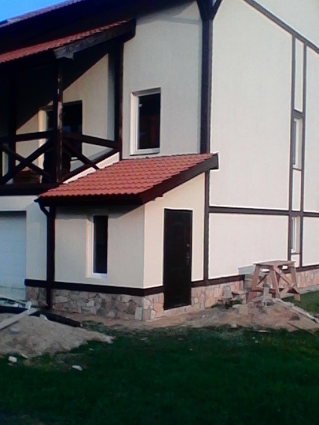 Строительство стен и перегородок. ПРИСТРОЙКА К ДОМУ