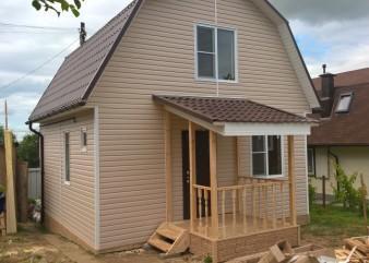 Строительство домов и коттеджей. Дома