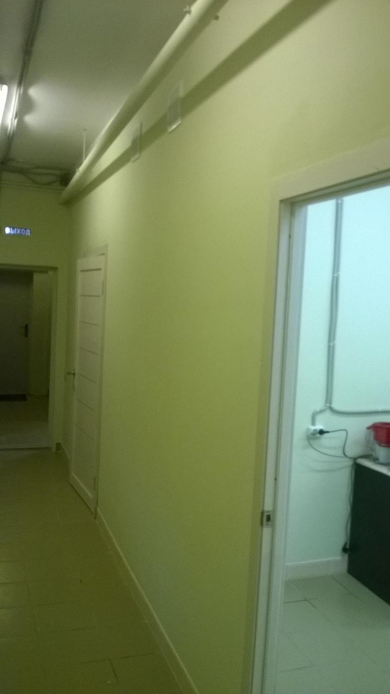 Ремонт офиса. Пробивка окна, монтаж перегородок, косметический ремонт офиса