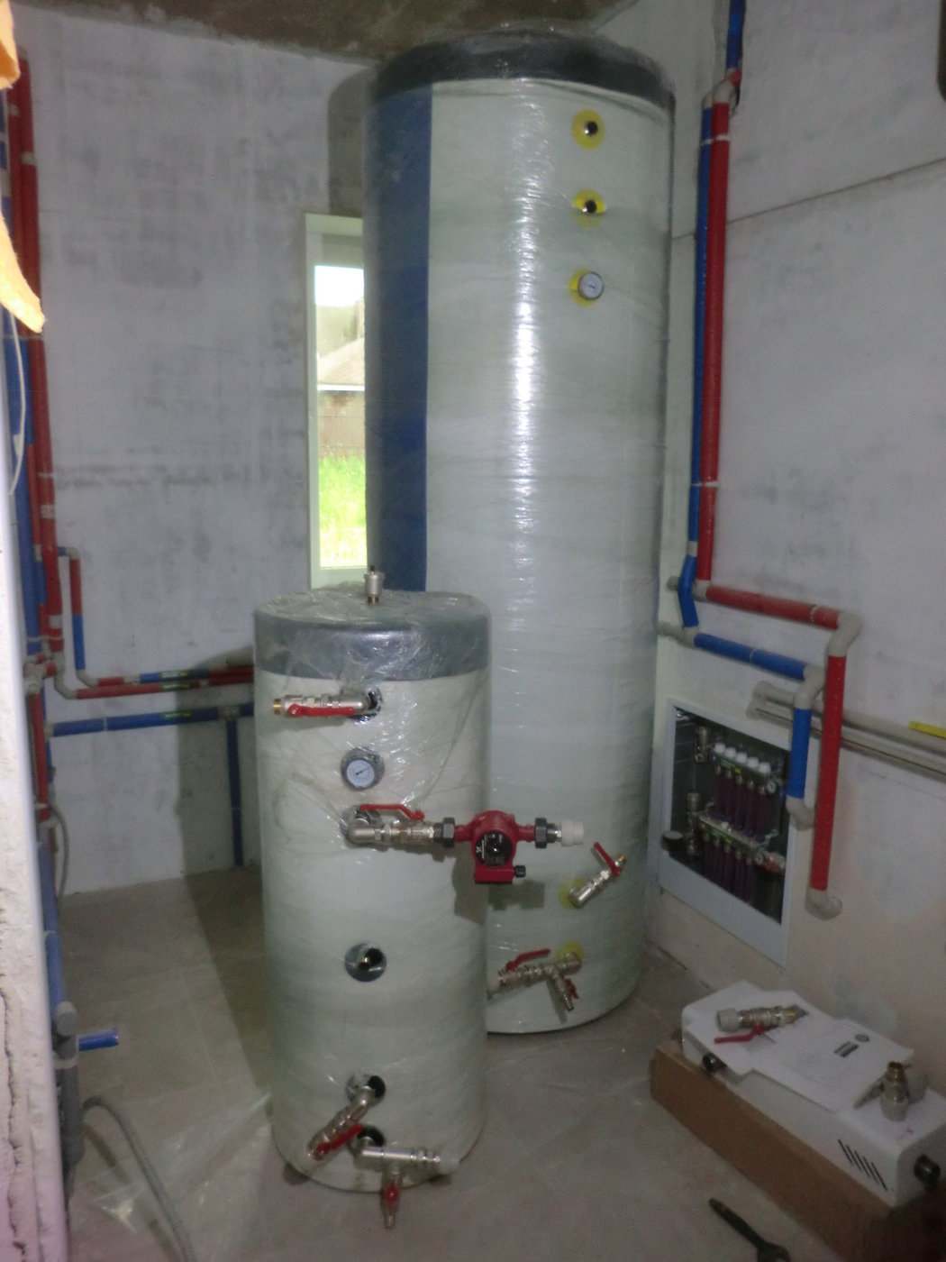 Отопление, водоснабжение и канализация. НА  ПЕРЕКОСЯК