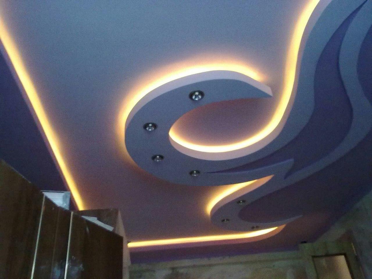 Монтаж потолков. Натяжные потолки (цена от 450 руб/м2)