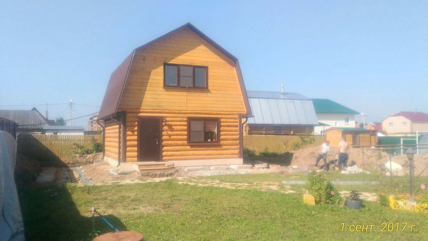 Строительство домов и коттеджей. Увеличение площади и перестройка дома