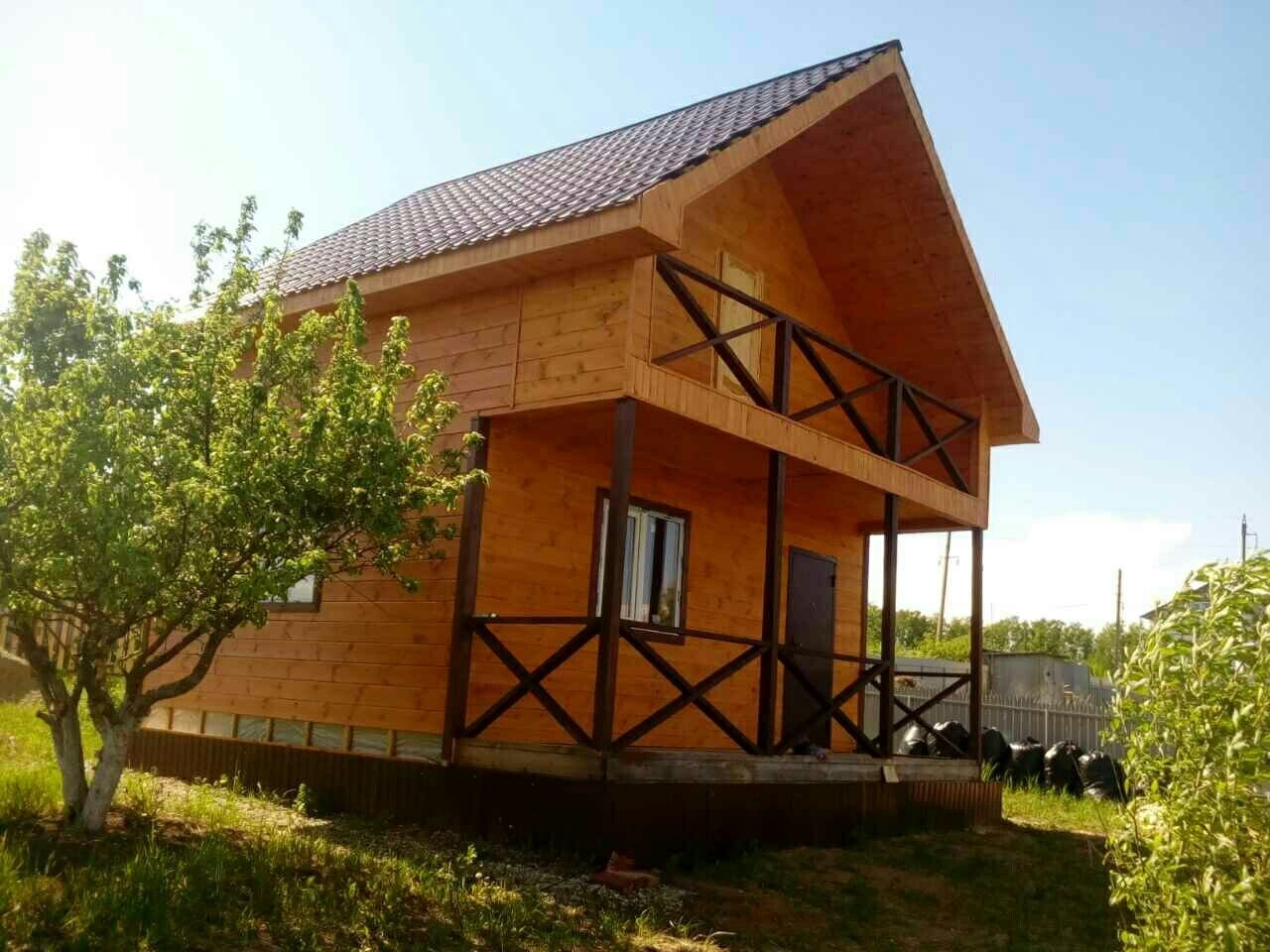 Строительство домов и коттеджей. обьекты и узлы