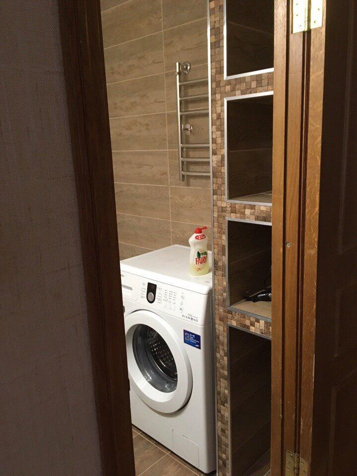 Ремонт квартиры. Ванная