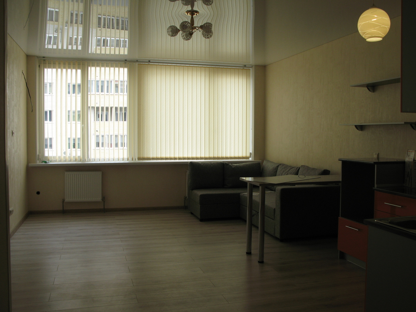 Ремонт квартиры. Укладка ламината