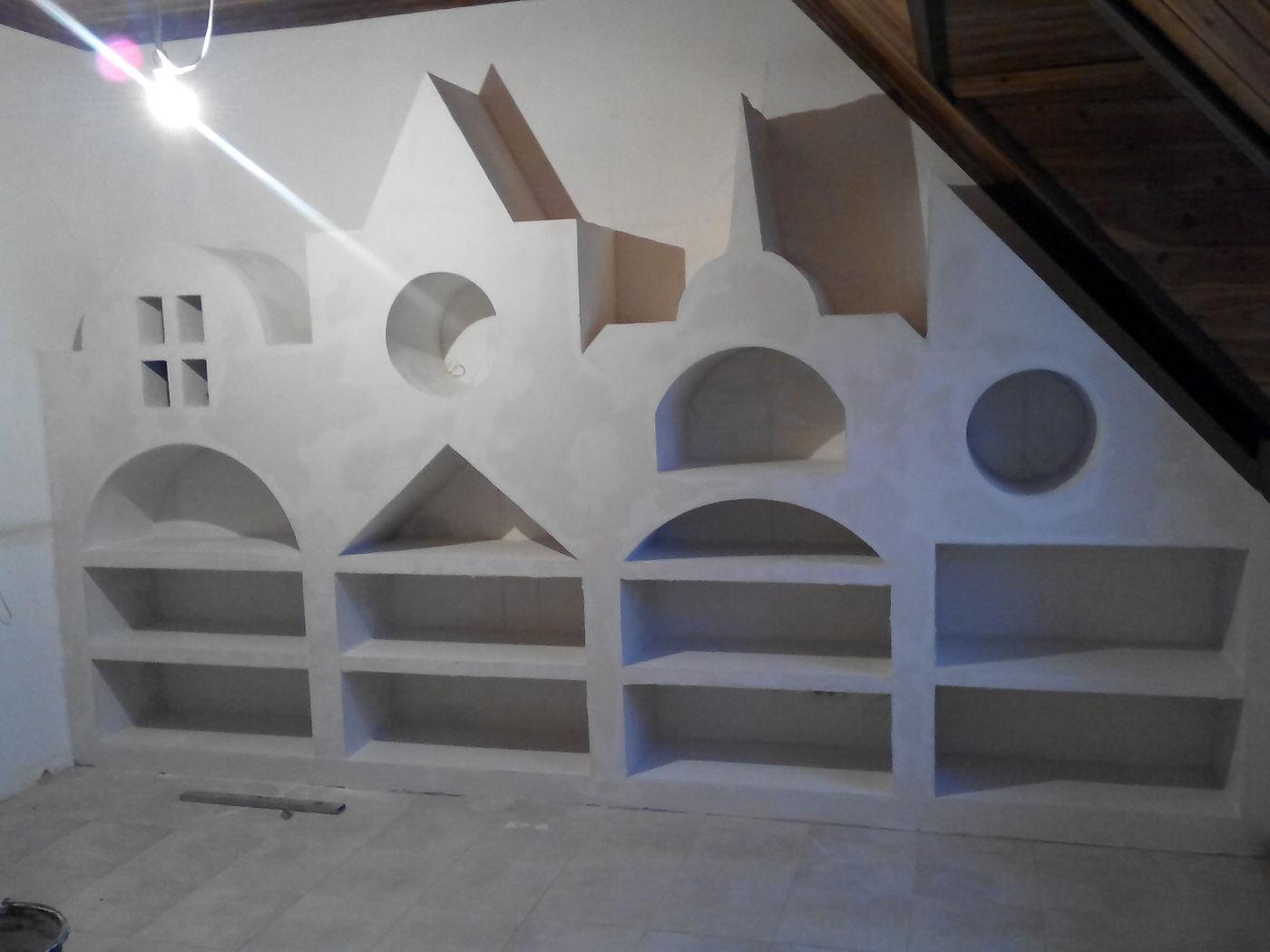 Ремонт офиса. детский сад
