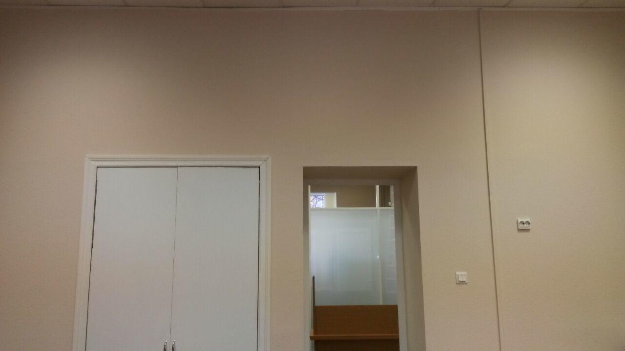 Ремонт офиса. Офис на Ладожской