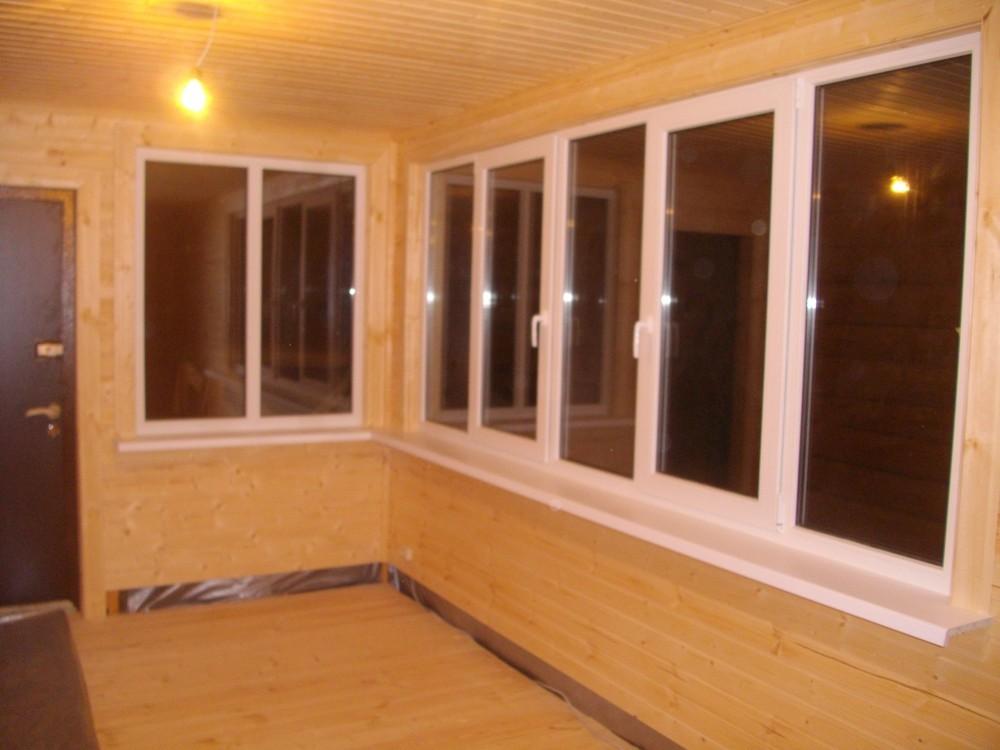 Строительство стен и перегородок. Строительство дома под ключ 6х9 часть 2