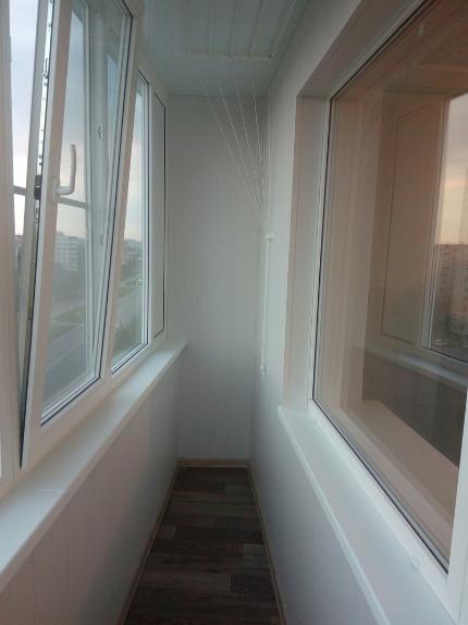 Балконы, лоджии, веранды. Остекление и отделка балкона .Кочетова 4