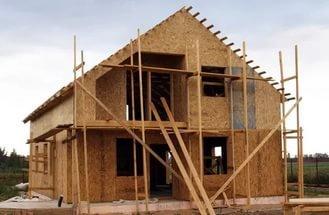 Строительство домов и коттеджей. Строительная компания