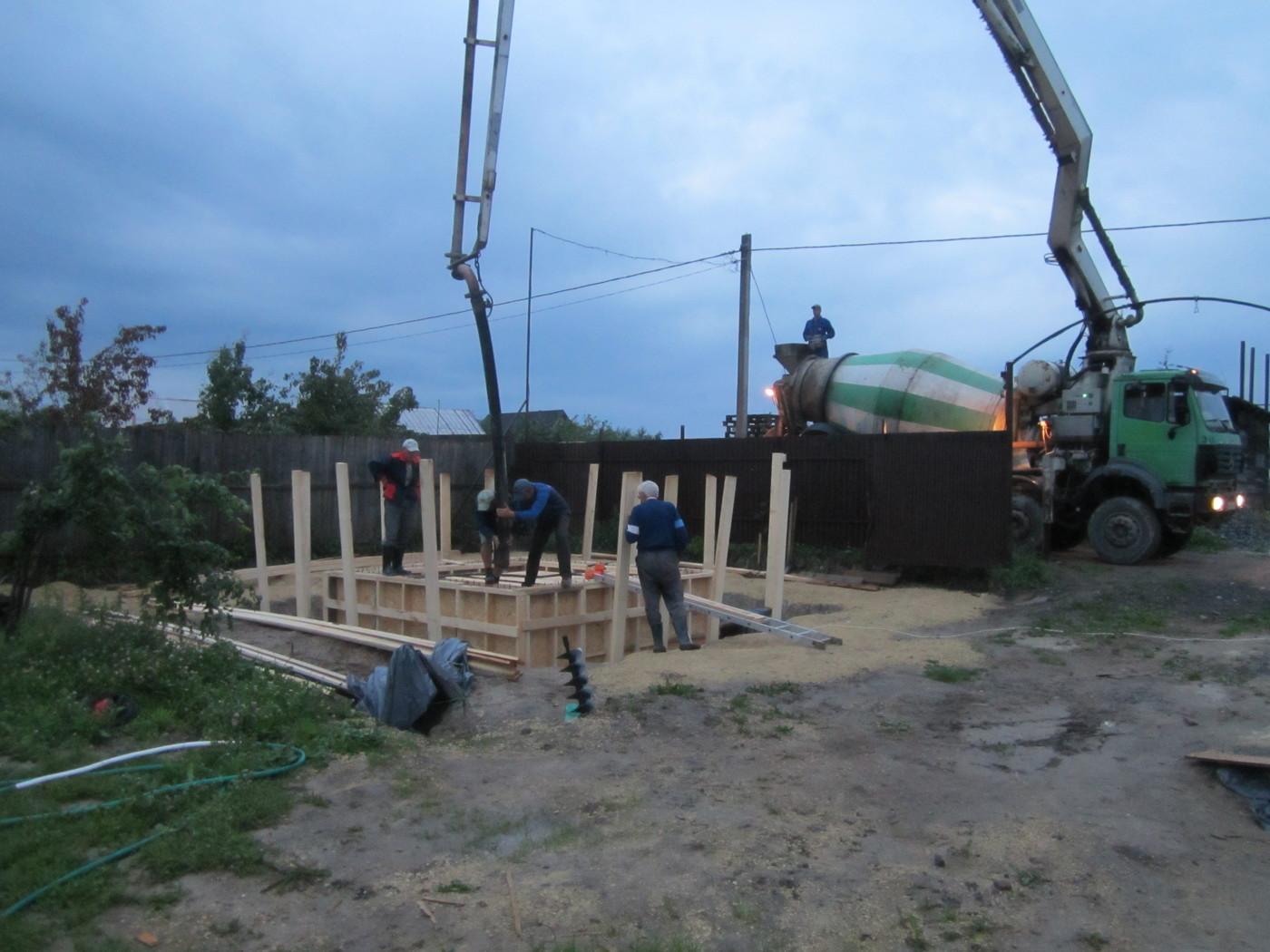 Строительство домов и коттеджей. строительство каркасного гаража с погребом (Пушкин)
