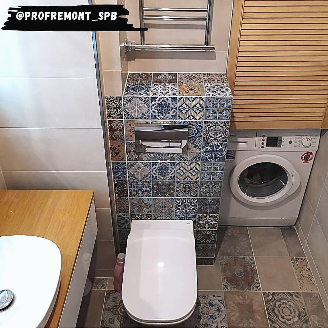 Отделка ванных комнат. Ванная на Оптиков