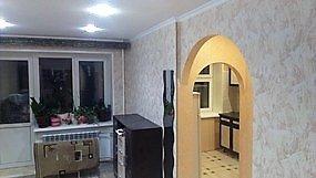 Ремонт квартиры. квартира в г.Кировск ул.Пушкина