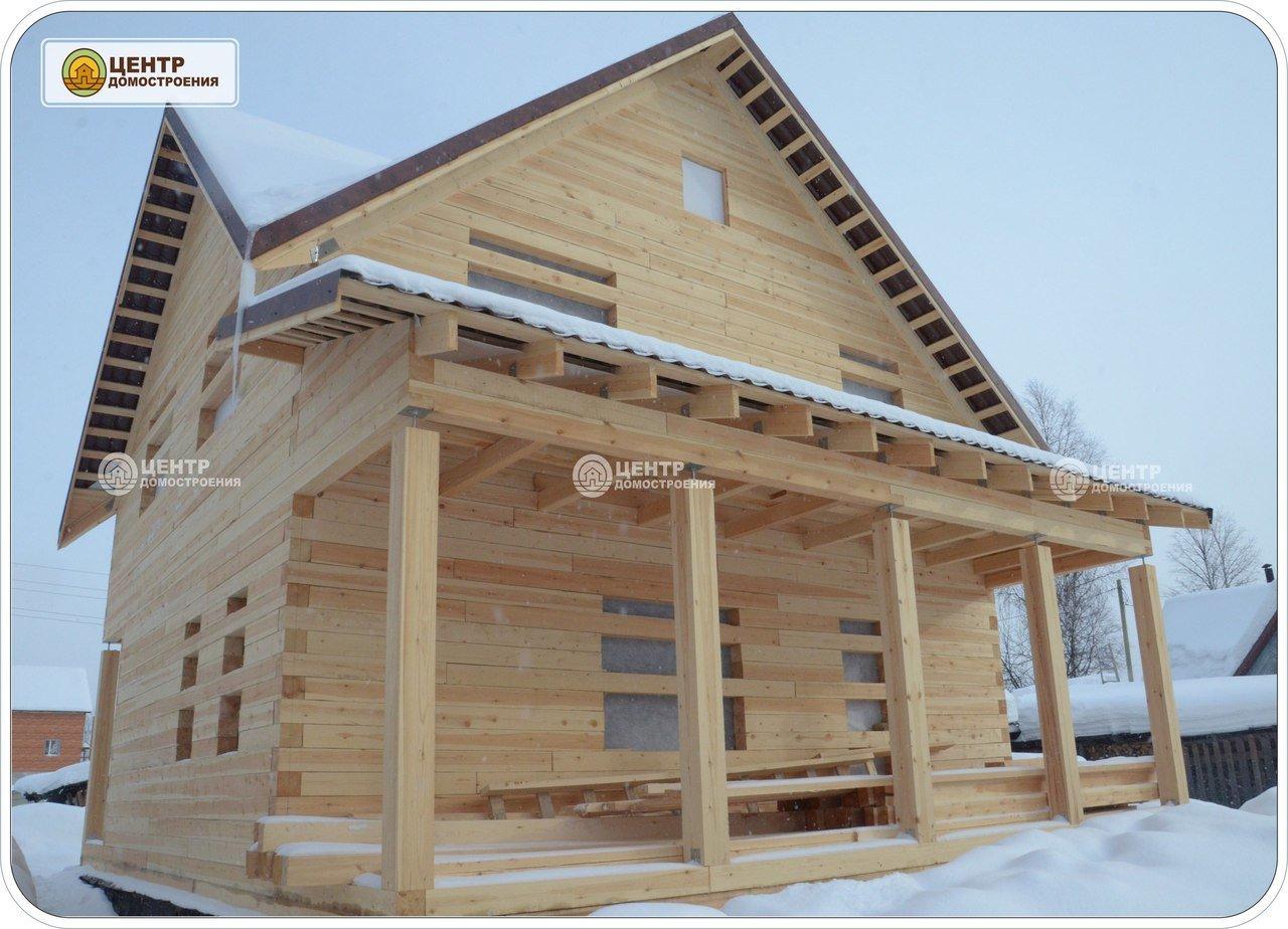 Строительство домов и коттеджей. Работы