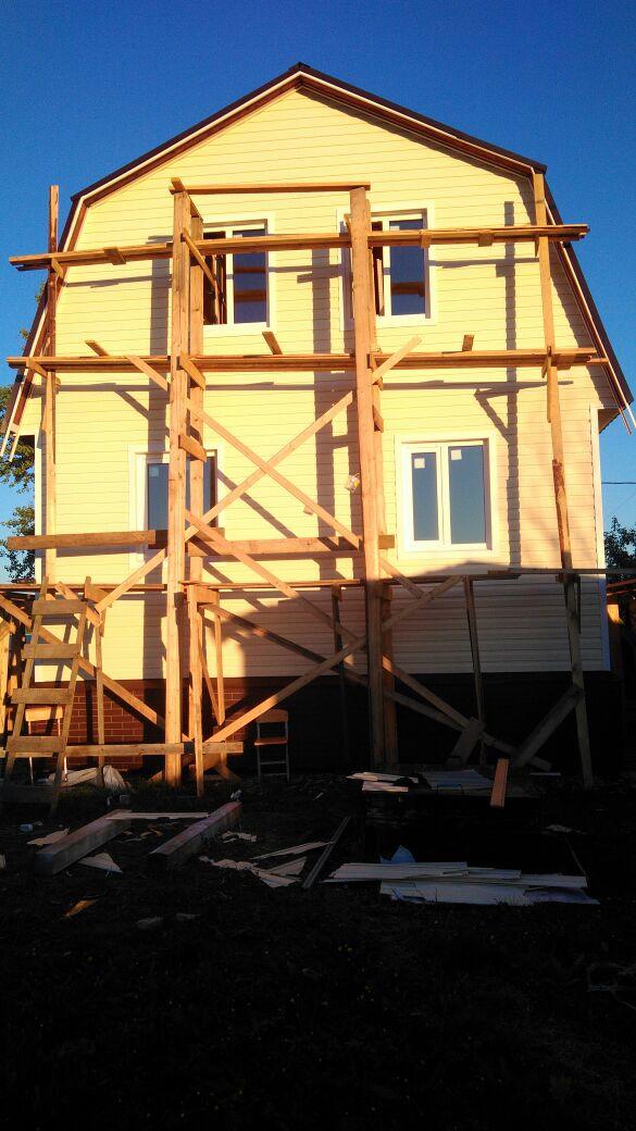Строительство домов и коттеджей. 2018