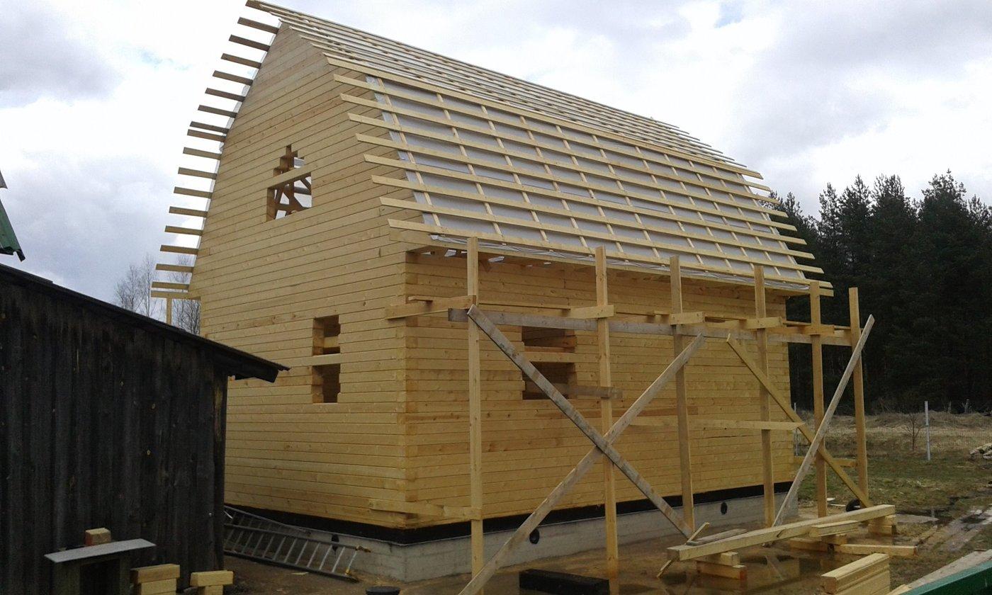 Строительство домов и коттеджей. Строительство