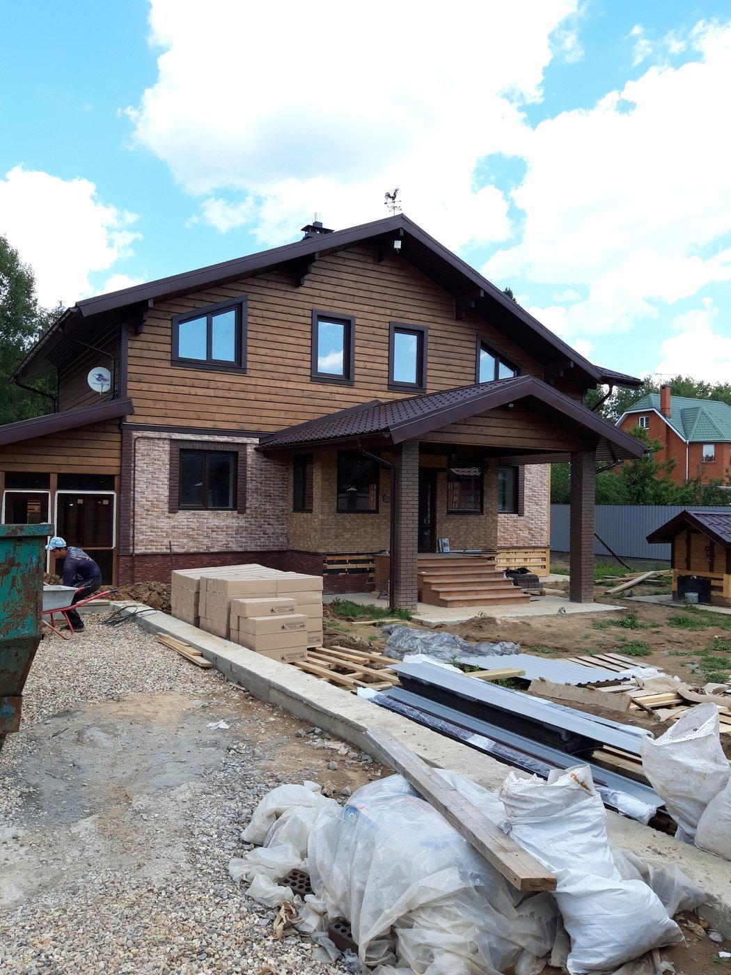 Ремонт дома, коттеджа. Строительство дома.