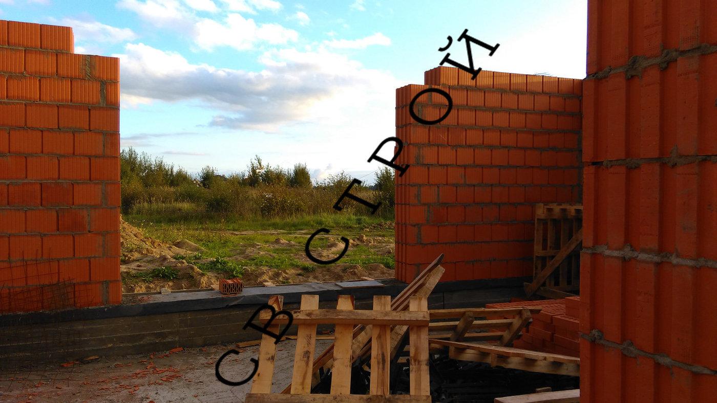 Строительство стен и перегородок. Кладка стен