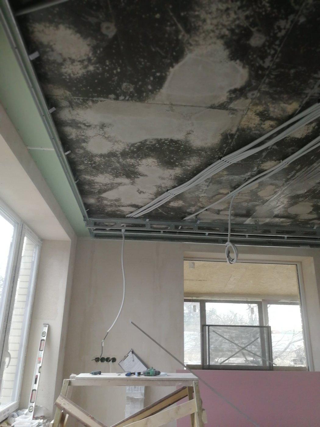 Работы с гипсокартоном. потолок и гипсокартона в александровской