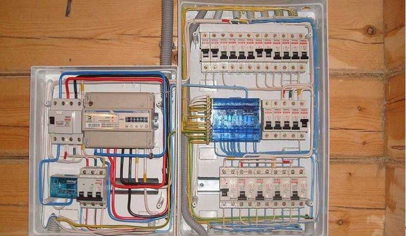 Кабельные и электромонтажные работы. Электрика