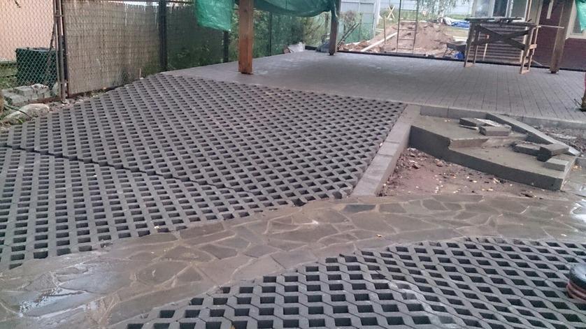 Строительство дорог и площадок. Всеволожск