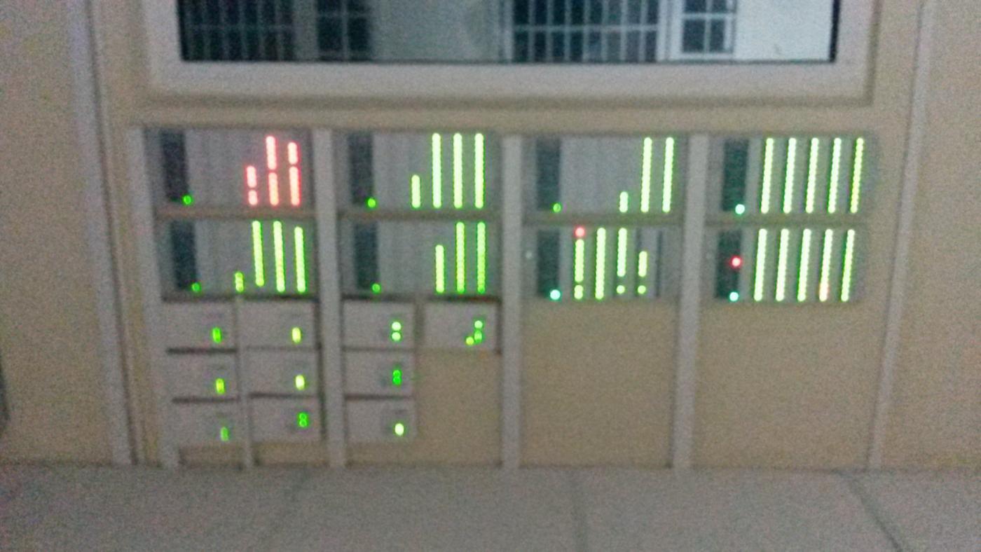 Системы безопасности. Монтаж систем связи и безопасности здания МВД Сольцы