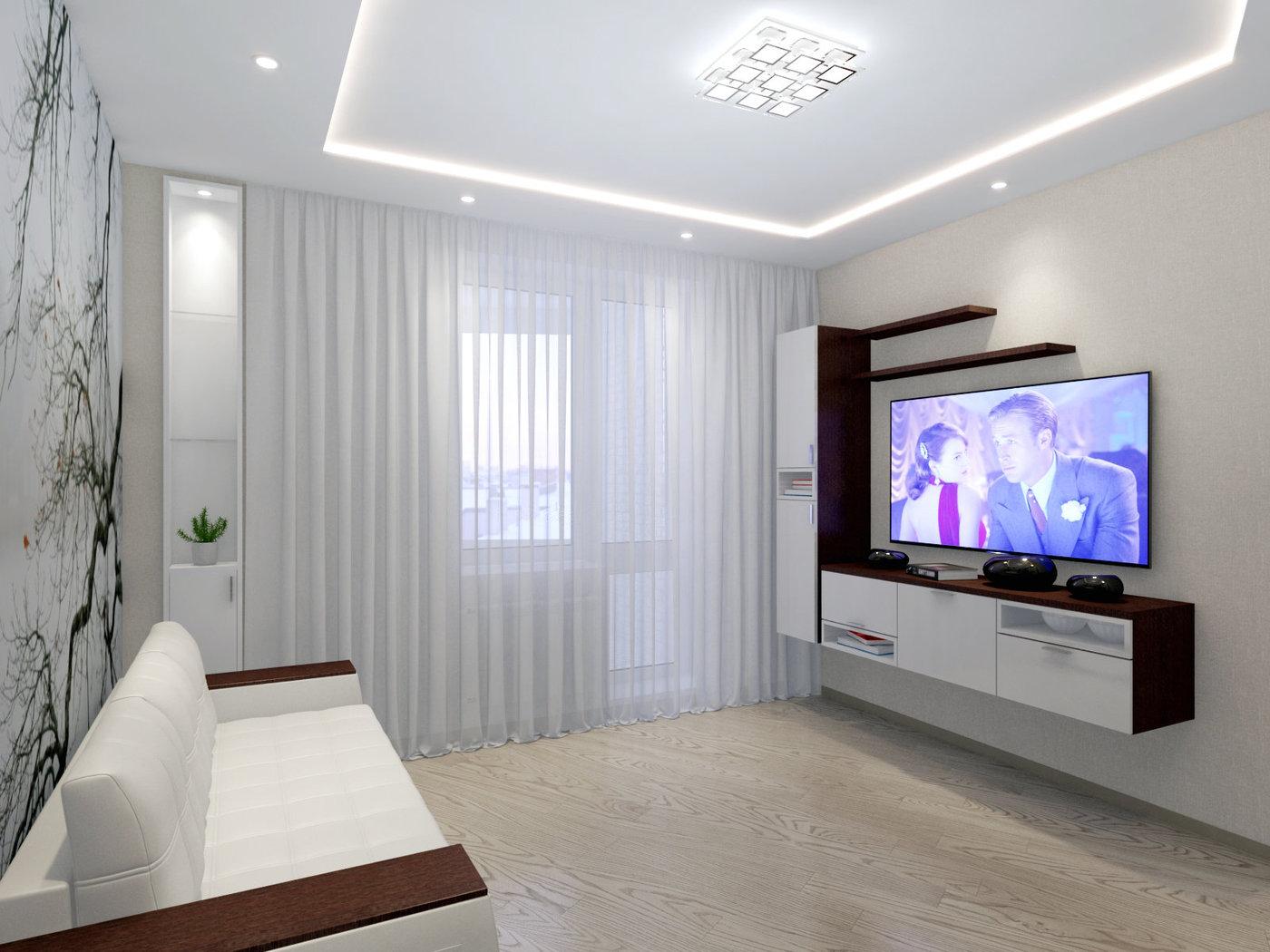 Дизайн и визуализация. Дизайн проект квартиры (ул. Ленсовета д.88)