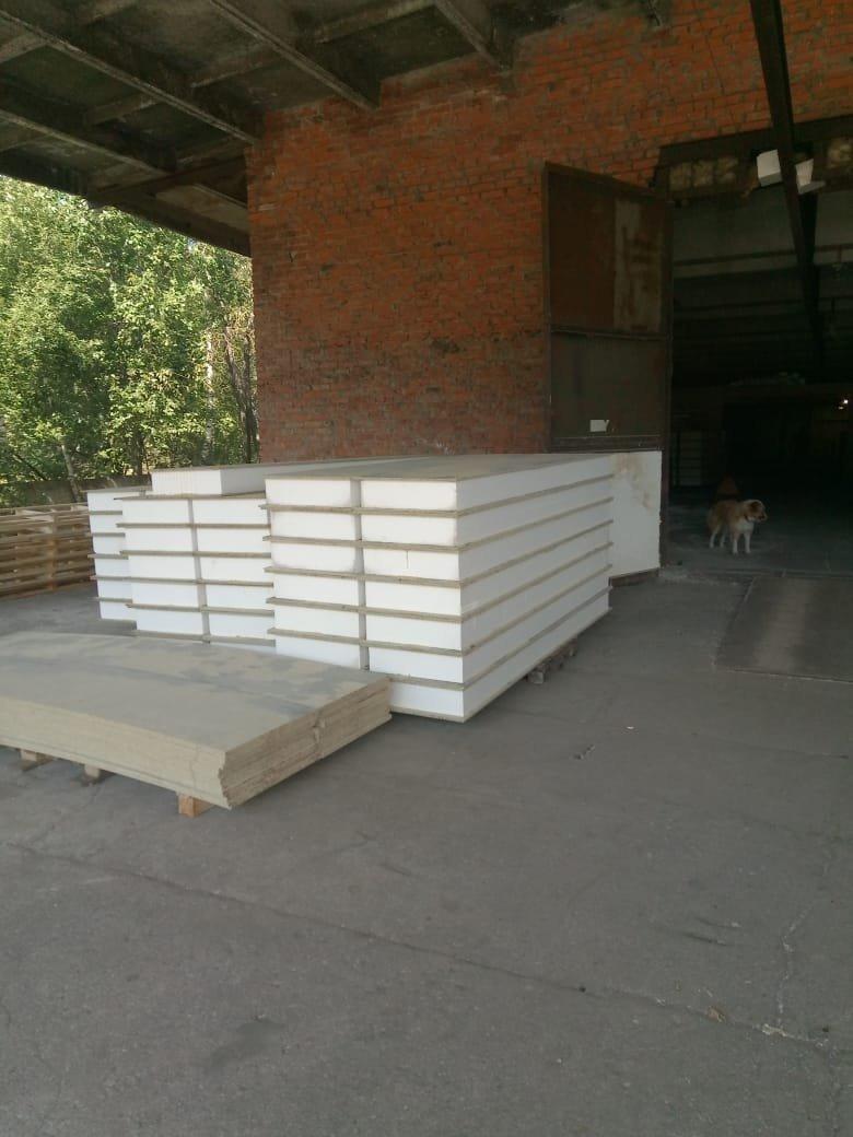 Строительство домов и коттеджей. Производство СИП панелей, склейка, хранение, отгрузка