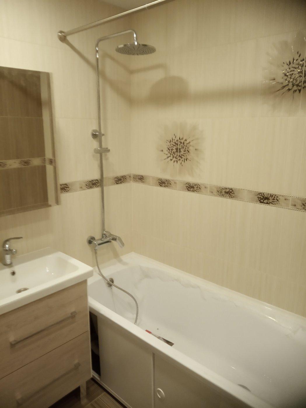 Ремонт ванной. ванная в Устье