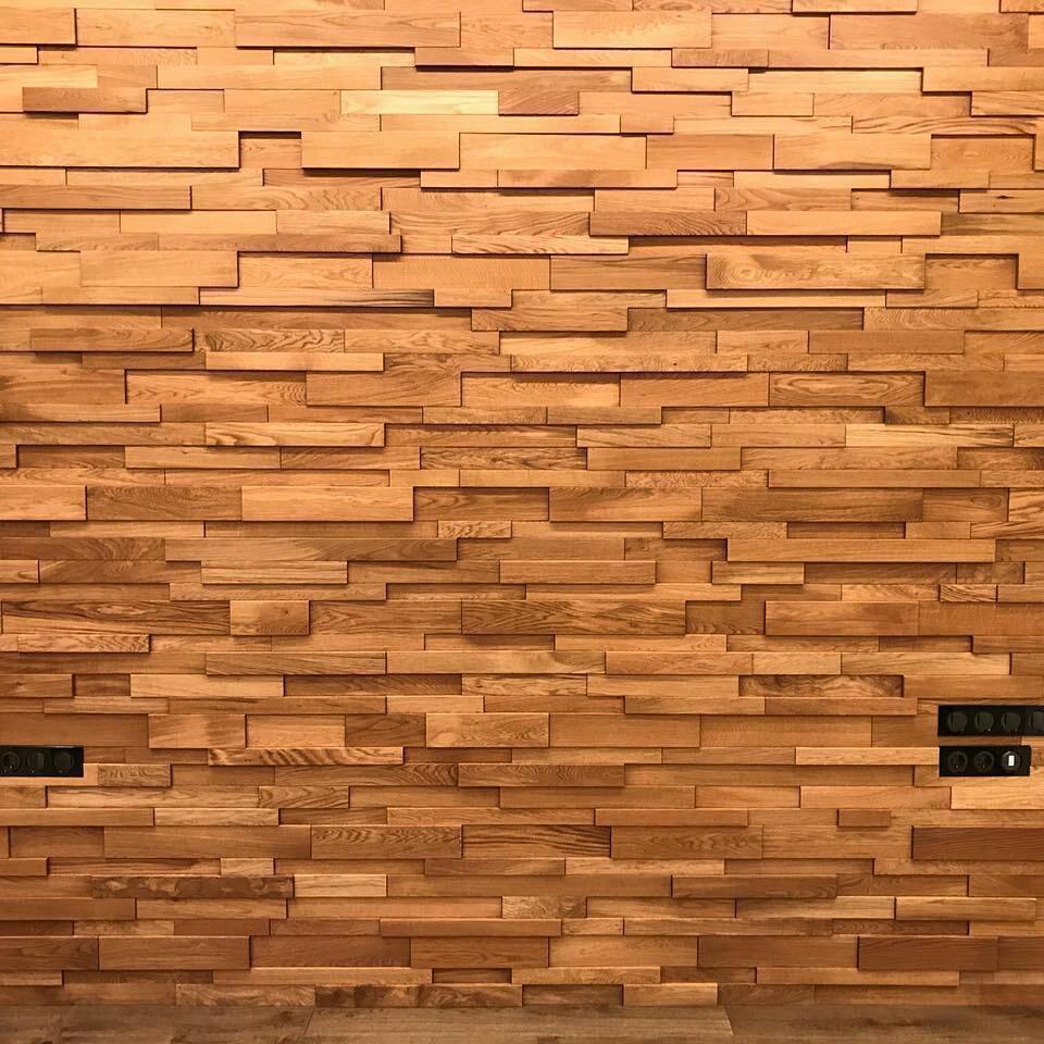 Столярные и плотницкие работы. 3D-панель. Пано из массива дерева. Декоративная отделка стен.
