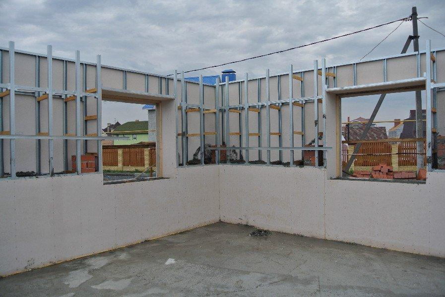 Строительство домов и коттеджей. Строительство отделка