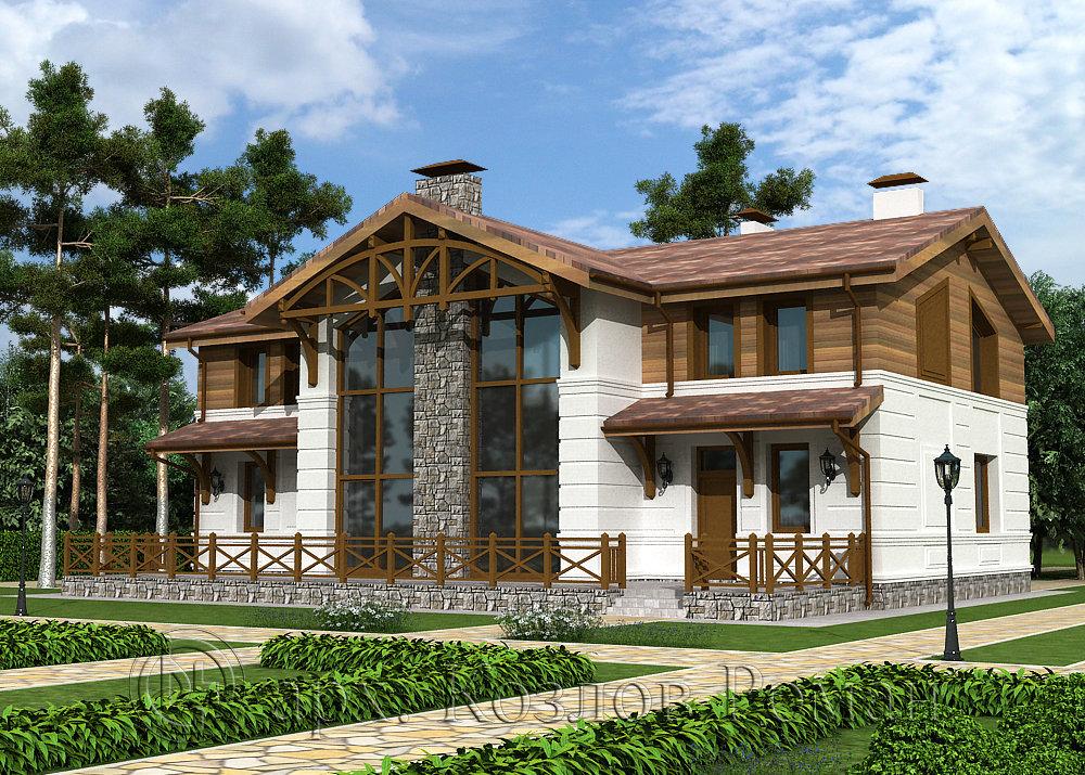 Проектирование и сметы. Проектирование дома из керамического камня