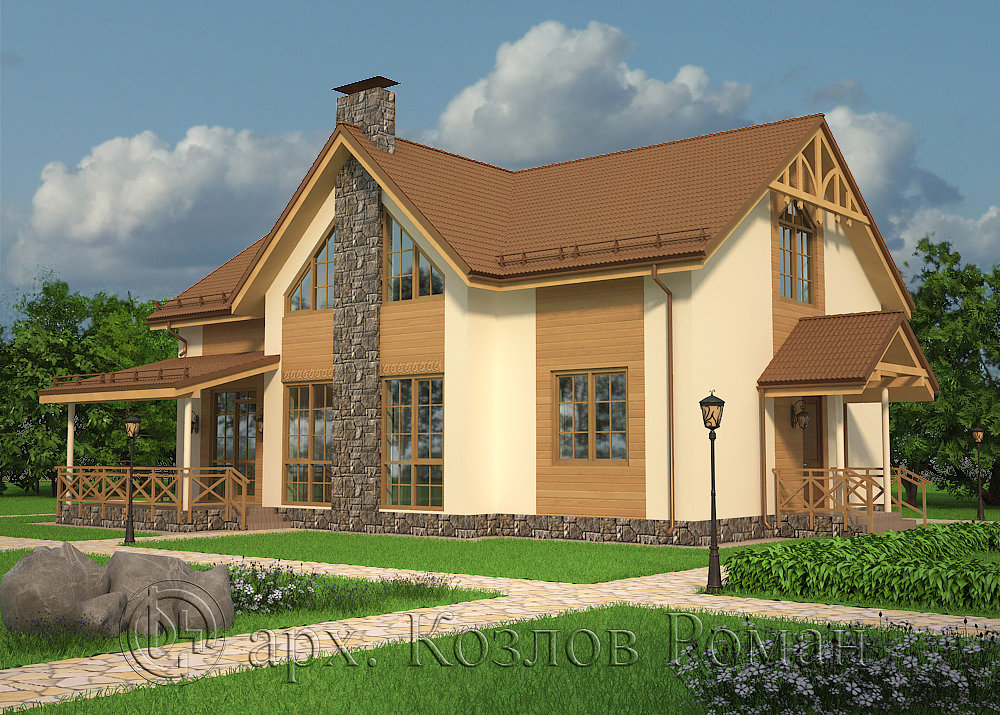 Проектирование и сметы. Проектирование дома из габетонных блоков