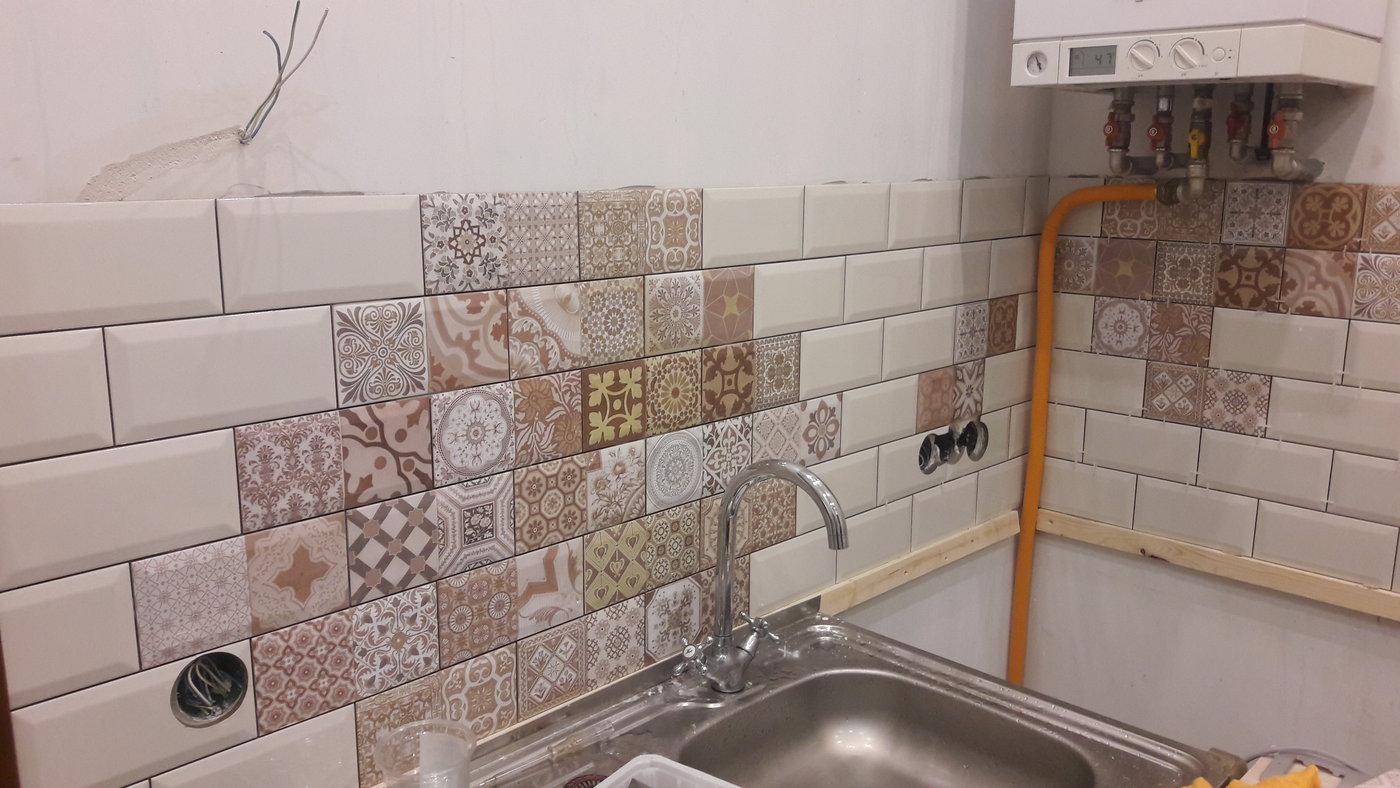 Плитка и мозаика. Кафельная плитка