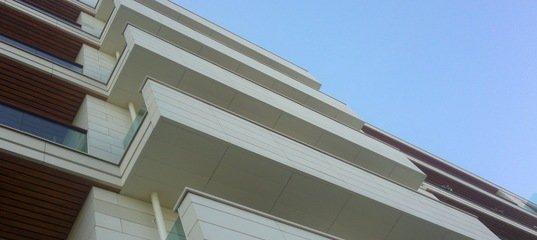 Фасадные работы. Наши работы 1