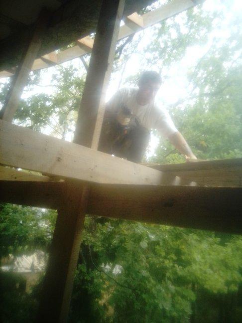 Кровельные работы. Монтаж крыши частного дома во Внуково