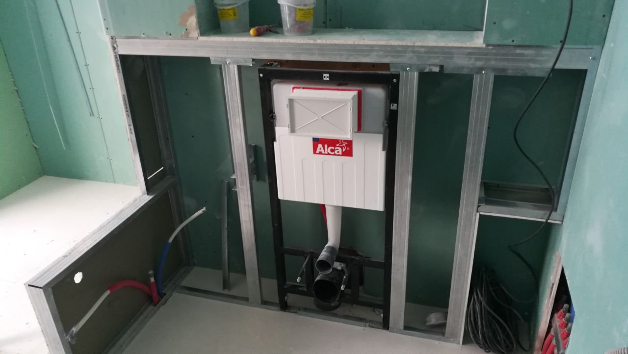 Отопление, водоснабжение и канализация. инженерные работы