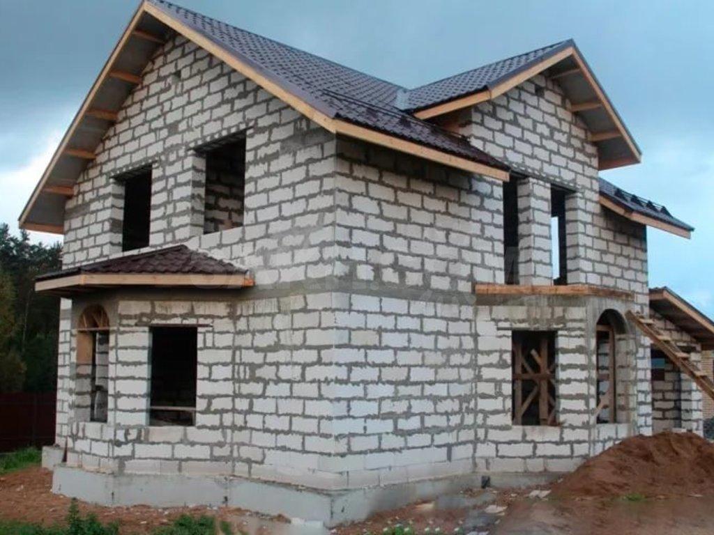 Строительство домов и коттеджей. Дома из газоблока