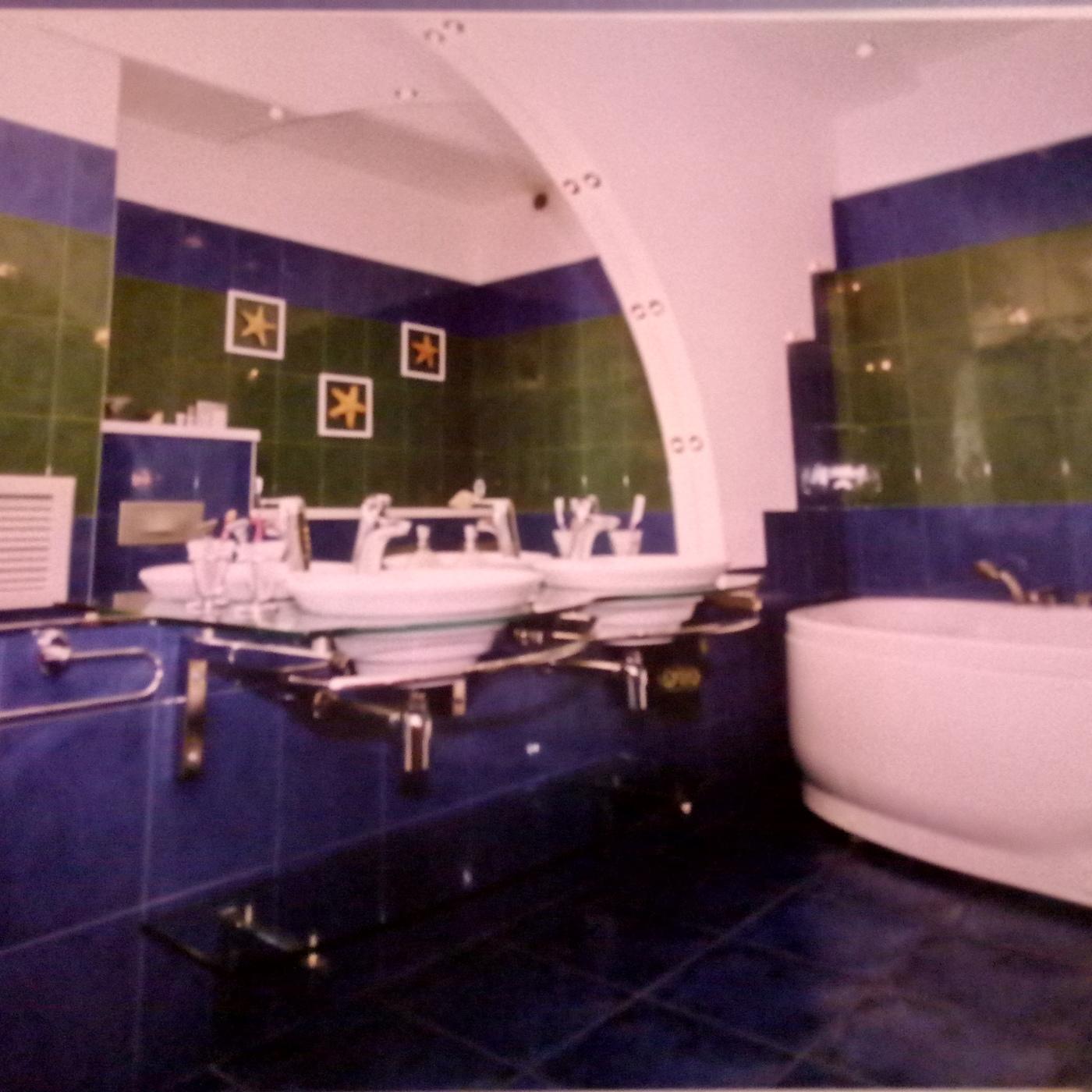 Ремонт квартиры. Ванная (санузел)