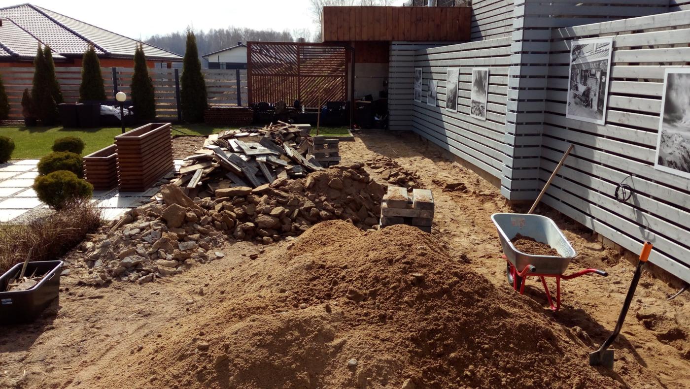 Строительство домов и коттеджей. Объекты