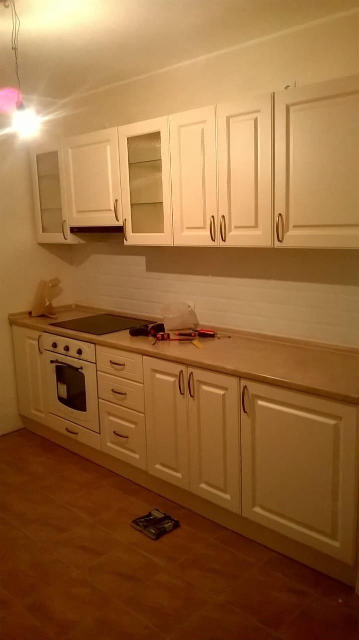 Ремонт квартиры. Кухня