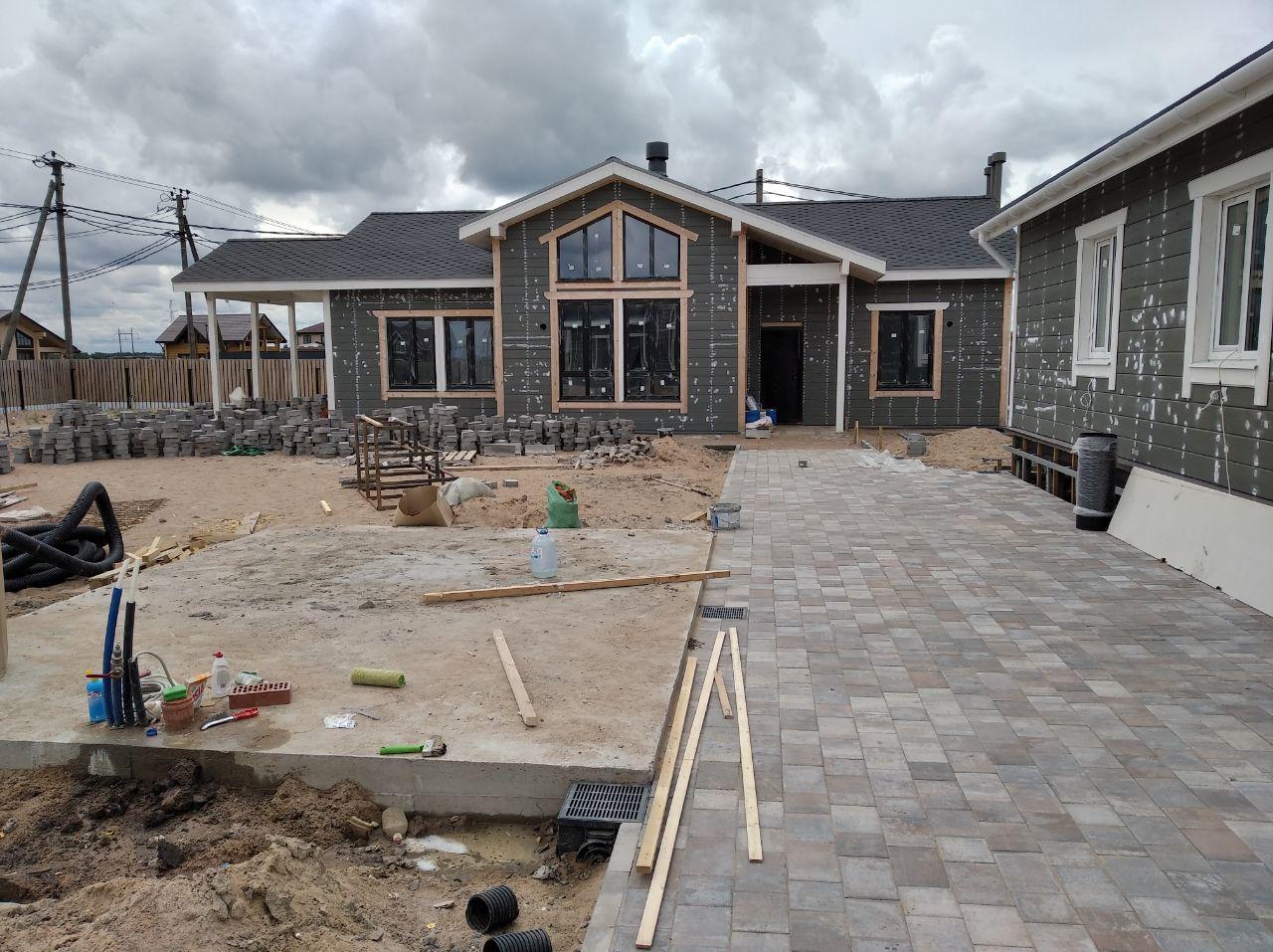 Строительство домов и коттеджей. Каркасные дома с нуля
