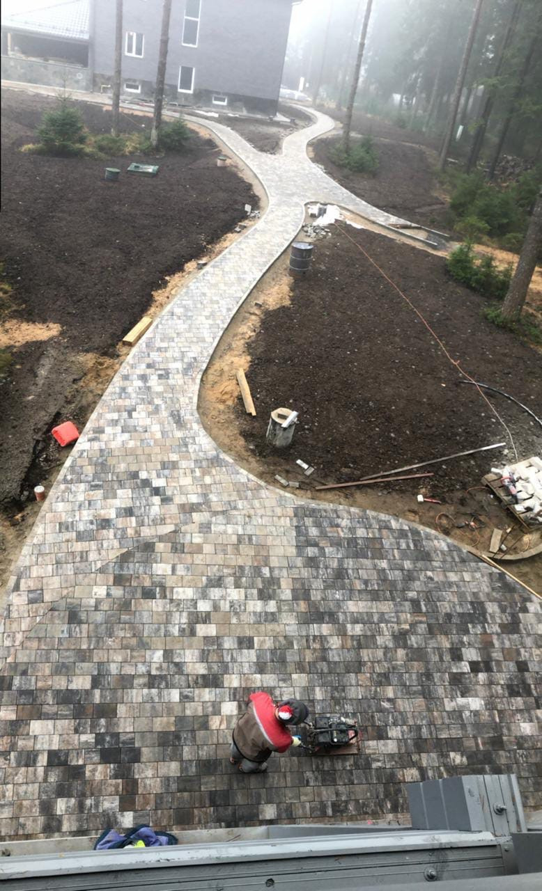 Строительство иремонт дорог. Рабочие моменты