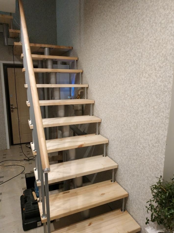 Изготовление лестниц. Примеры работ